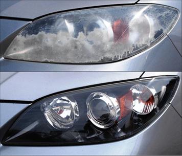 Mazda Headlight Restoration Headlight Restoration Austin