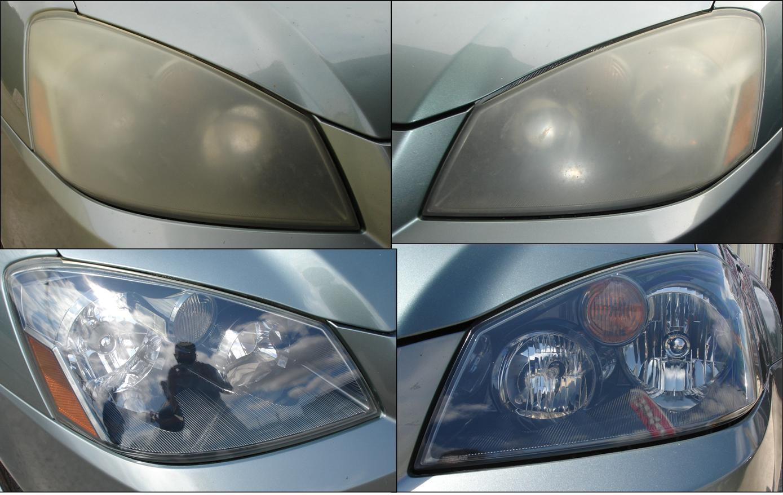 2003 Chevrolet Tahoe >> Headlight Restoration Service: Headlight Restoration ...