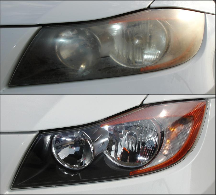 Headlight Restoration Service Headlight Restoration